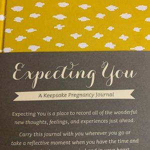 Pregnancy Journal Expecting You